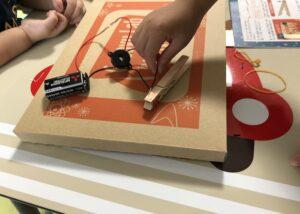 グルービーラボブザーの電気回路実験