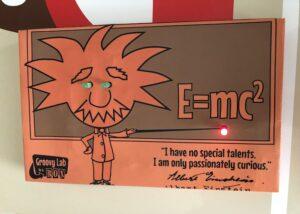 グルービーラボ紙の電気回路実験